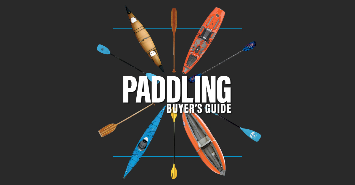 Gear Giveaway [Paddling Buyer's Guide]