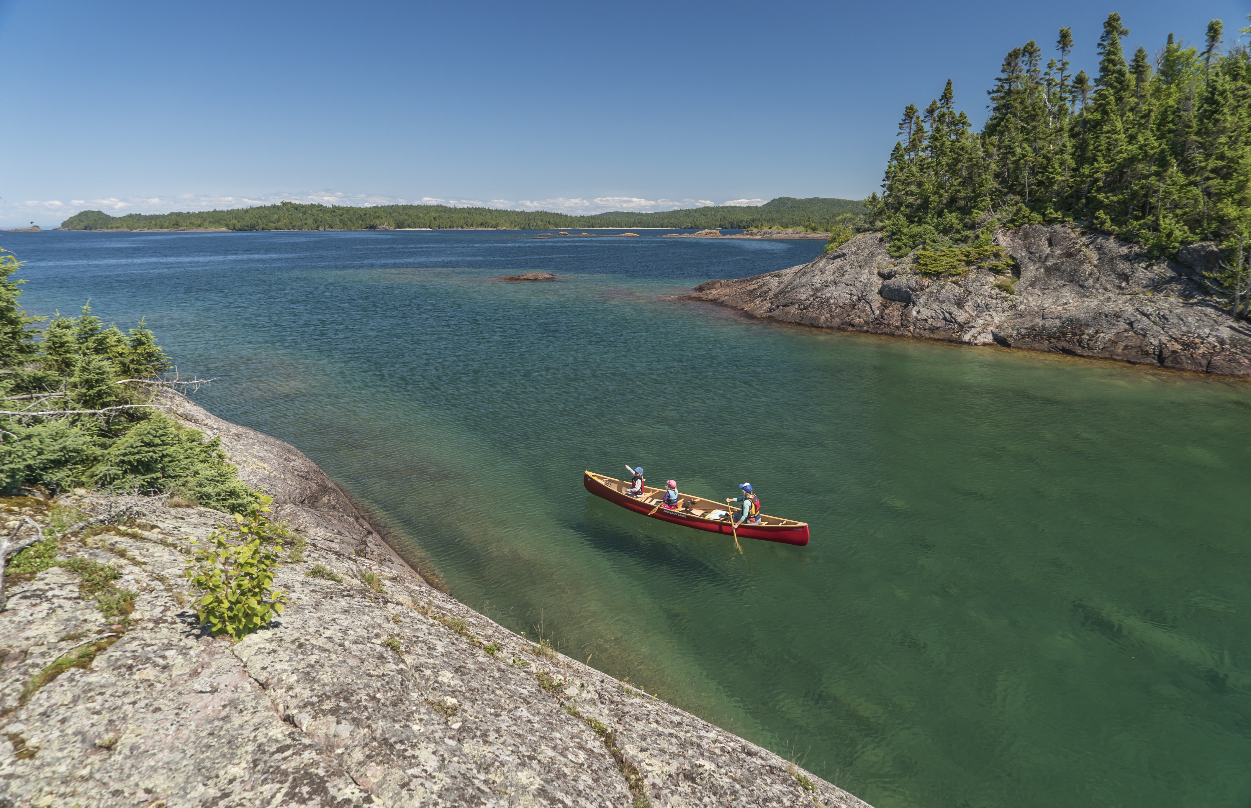 Canoes: Prospector 18 by Nova Craft Canoe - Image 2343