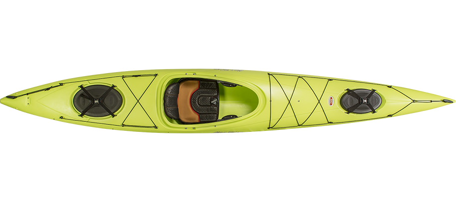 Kayaks: Castine 145 by Old Town Canoes and Kayaks - Image 4366