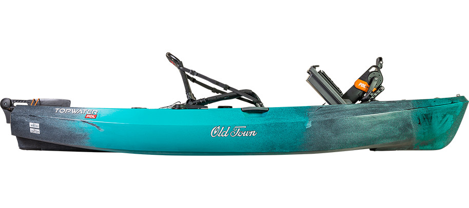 Kayaks: Topwater 106 PDL by Old Town Canoes and Kayaks - Image 2782