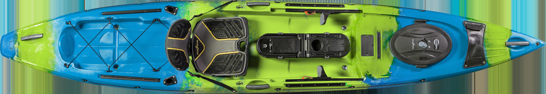 Kayaks: Trident 13 by Ocean Kayak - Image 4095