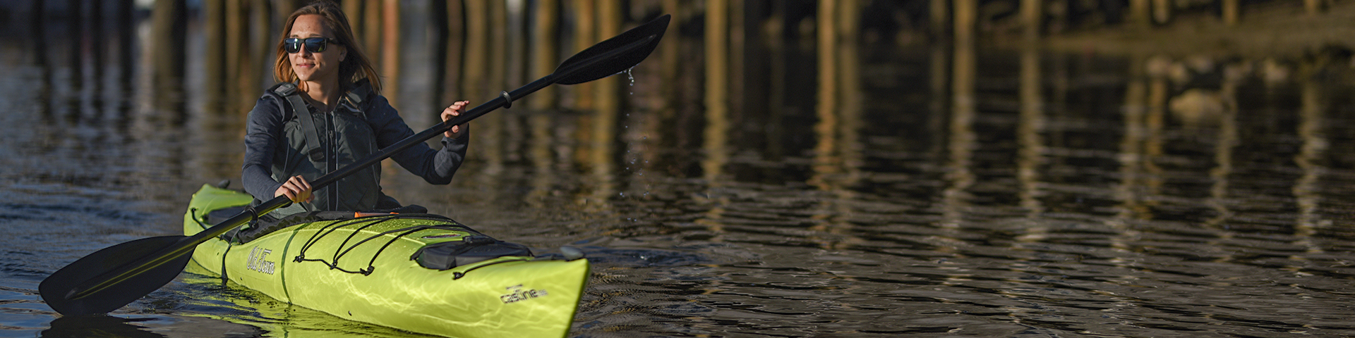 Kayaks: Castine 135 by Old Town Canoes and Kayaks - Image 2774