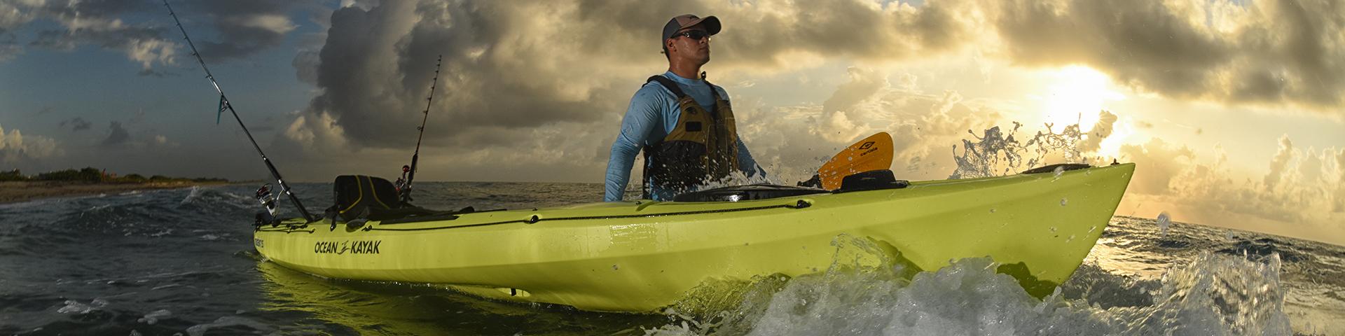 Kayaks: Trident 15 by Ocean Kayak - Image 4424