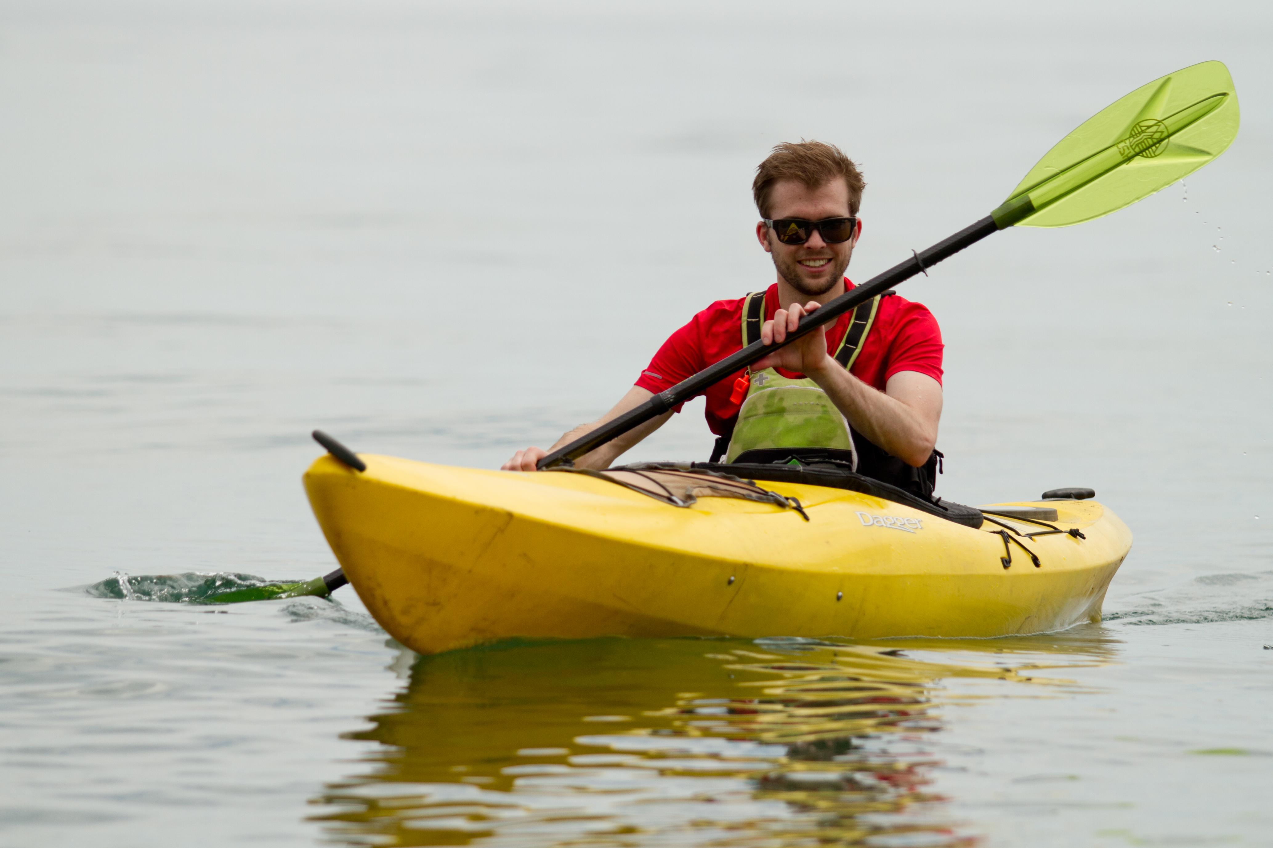 Kayak Paddles: Crystal X 2.0 Fast Ferrule by H2O Performance Paddles - Image 3667
