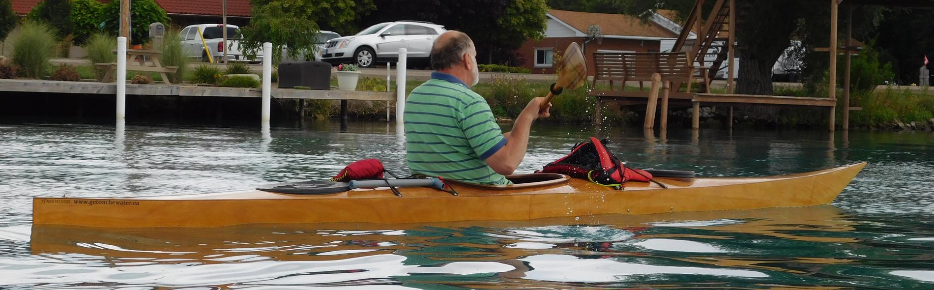 Kayaks: AuSauble 18 by Otto Vallinga Yacht Design - Image 4374