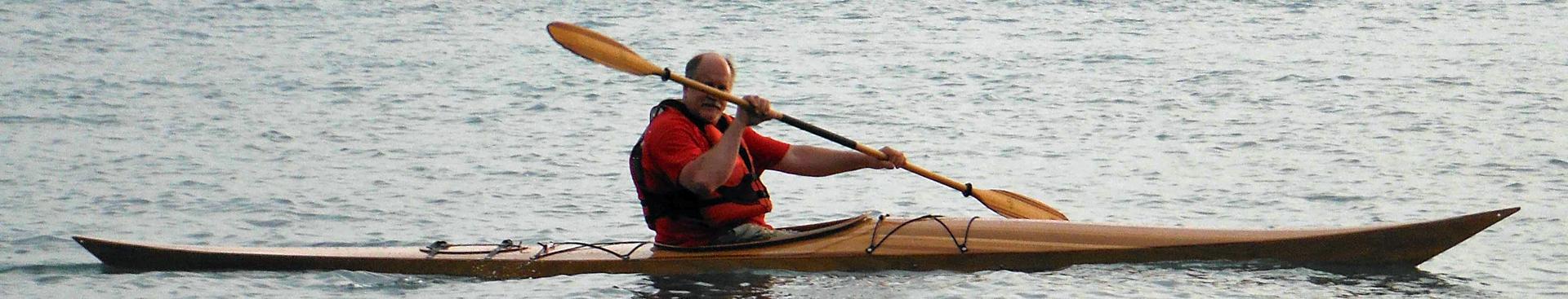 Kayaks: Aulavik 18 by Otto Vallinga Yacht Design - Image 4372