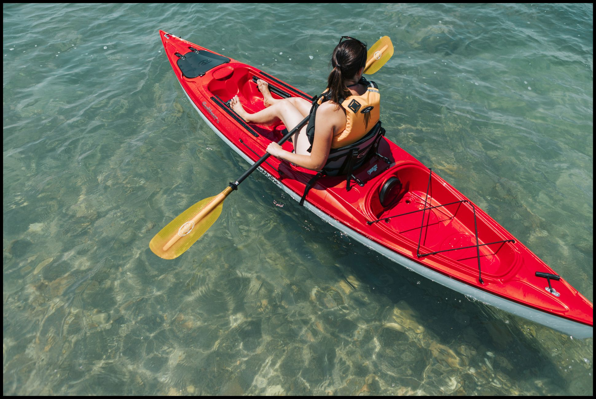 Eddyline Kayaks, Caribbean 12 | Paddling Buyer's Guide