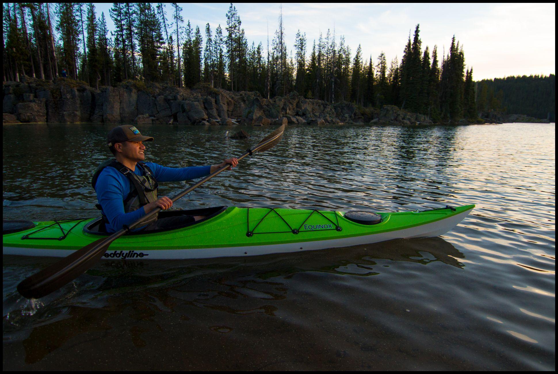 Kayaks: Equinox by Eddyline Kayaks - Image 3383