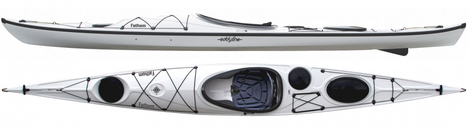Kayaks: Fathom by Eddyline Kayaks - Image 2443