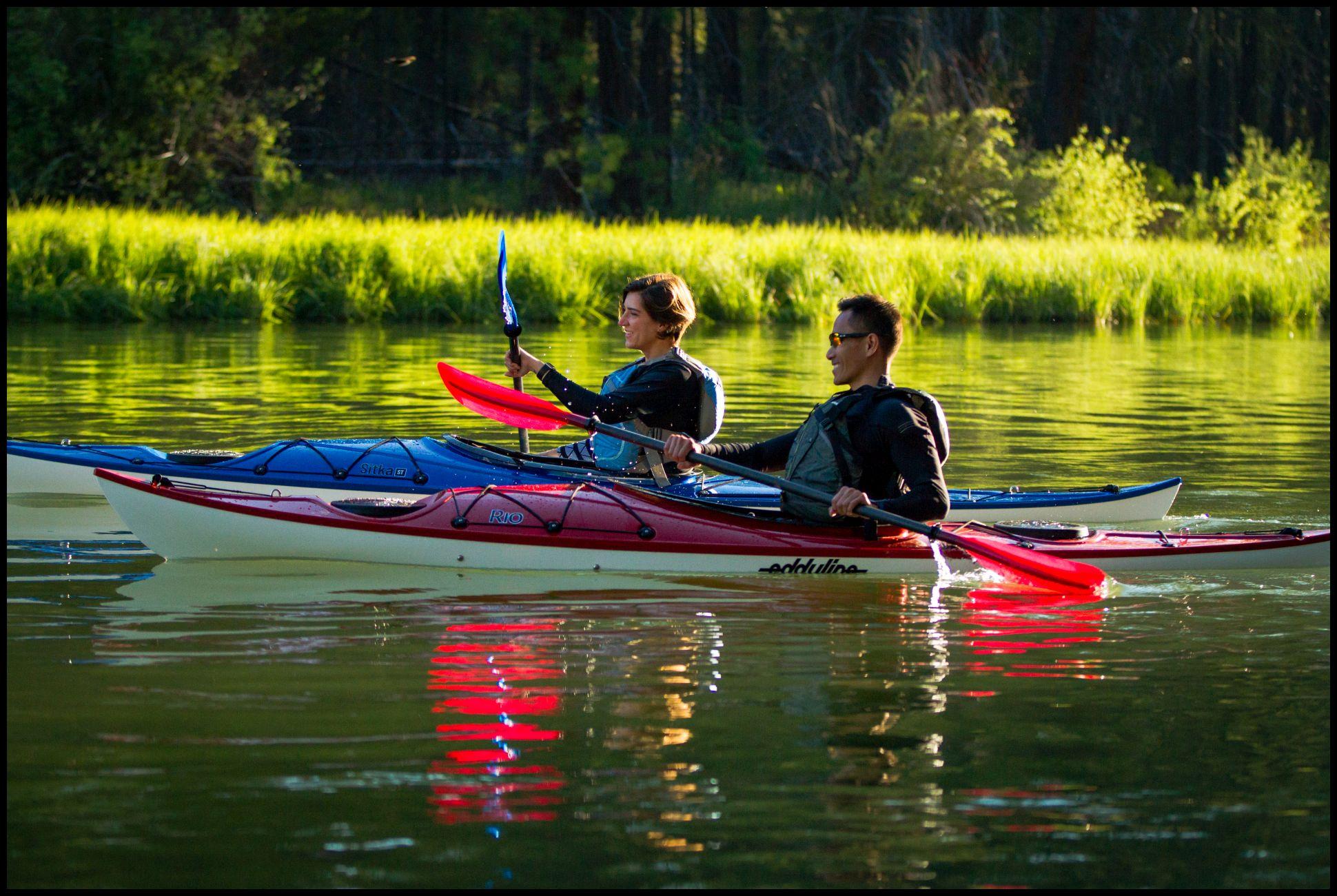 Kayaks: Rio by Eddyline Kayaks - Image 3385
