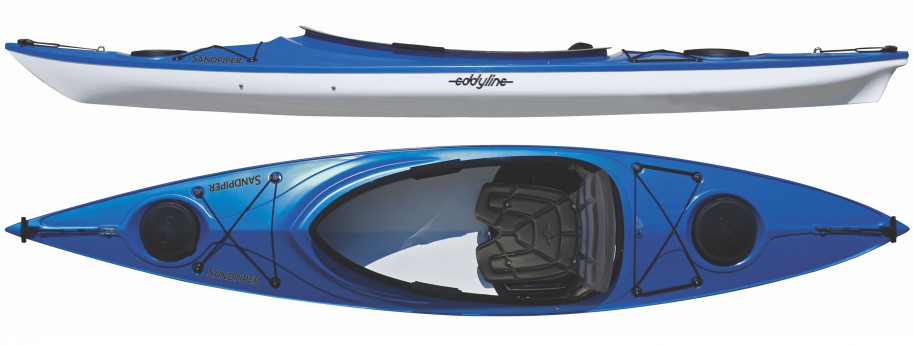 Kayaks: Sandpiper by Eddyline Kayaks - Image 3387