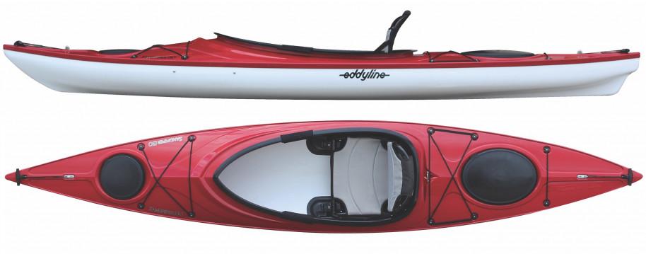 Kayaks: Sandpiper 130 by Eddyline Kayaks - Image 4434