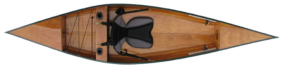 Kayaks: Steel River by Otto Vallinga Yacht Design - Image 4375