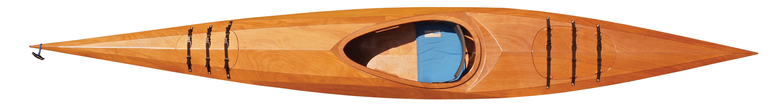 Kayaks: Pinguino 150 Pro by Pygmy Boats - Image 2096