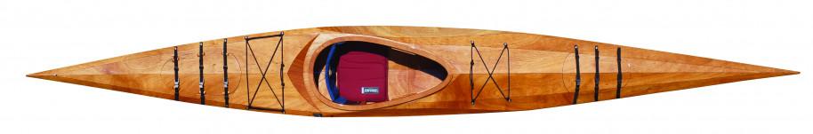 Kayaks: Ronan 155 Pro by Pygmy Boats - Image 4360
