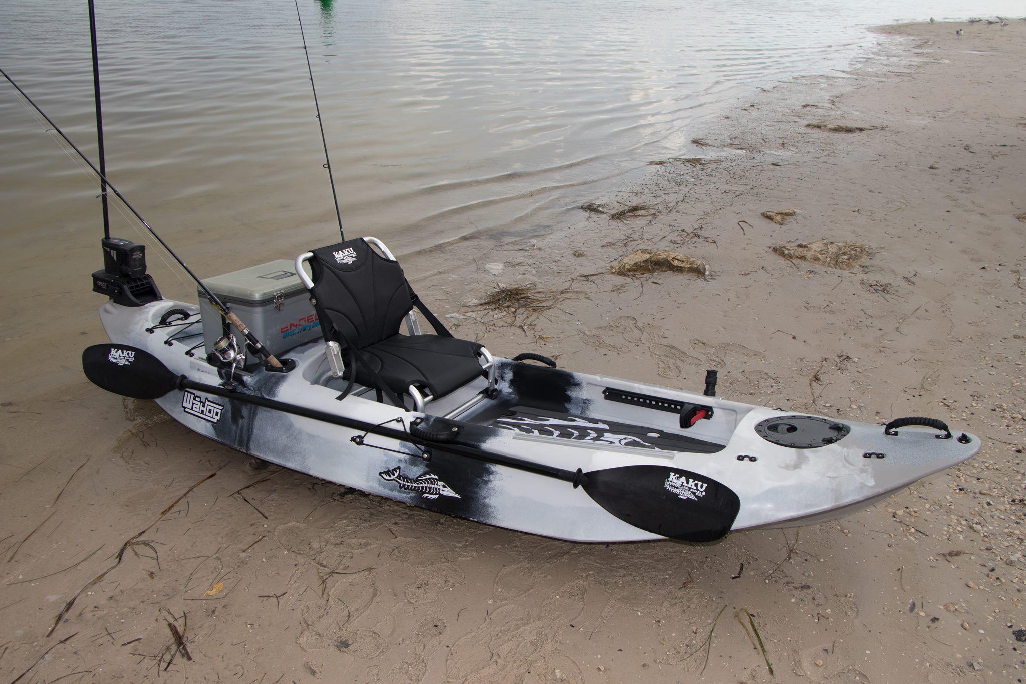 Kayaks: Wahoo 10.5 by Kaku Kayak - Image 2723