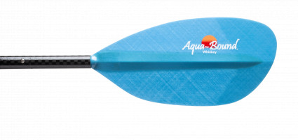 Kayak Paddles: Whiskey Fiberglass 4-Piece by Aqua-Bound - Image 3897