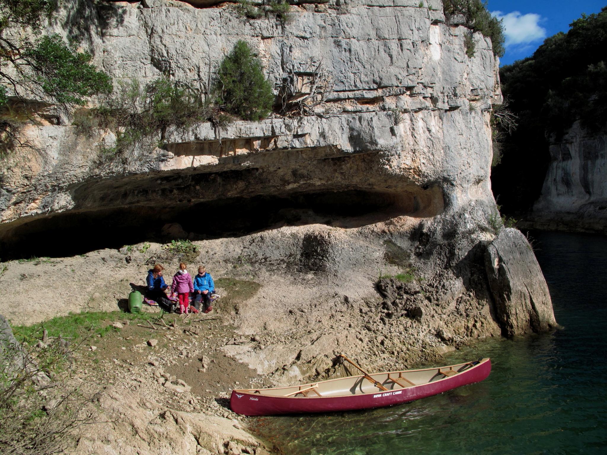 Canoes: Haida by Nova Craft Canoe - Image 2810