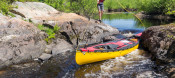 Canoes: Prospector 16 by Nova Craft Canoe - Image 2336