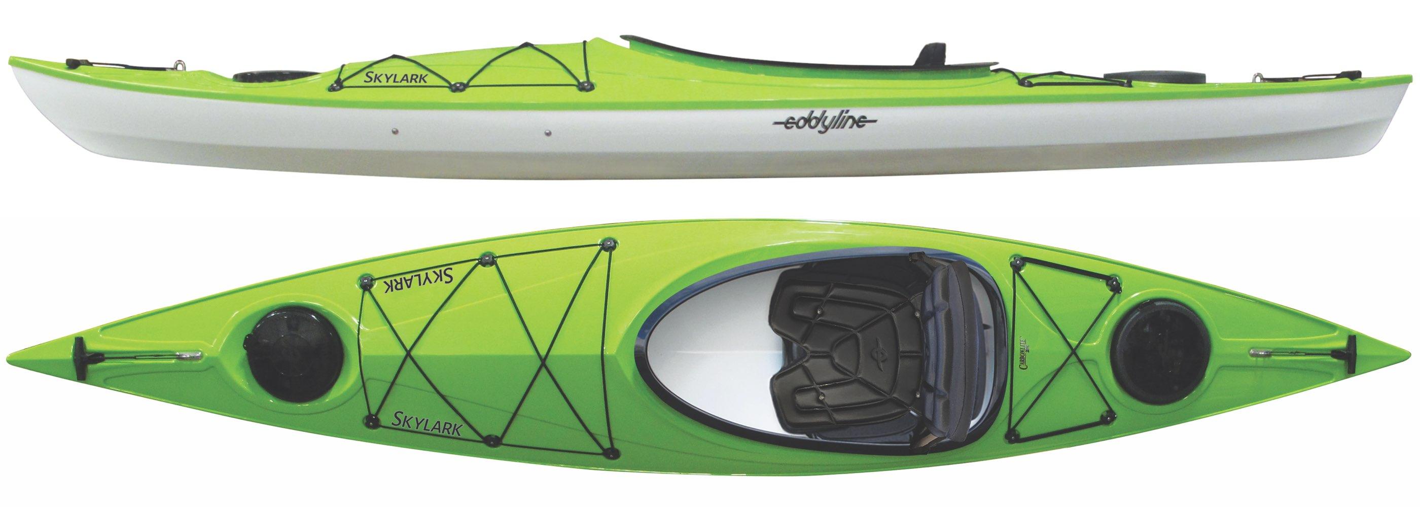 Kayaks: Skylark by Eddyline Kayaks - Image 3288