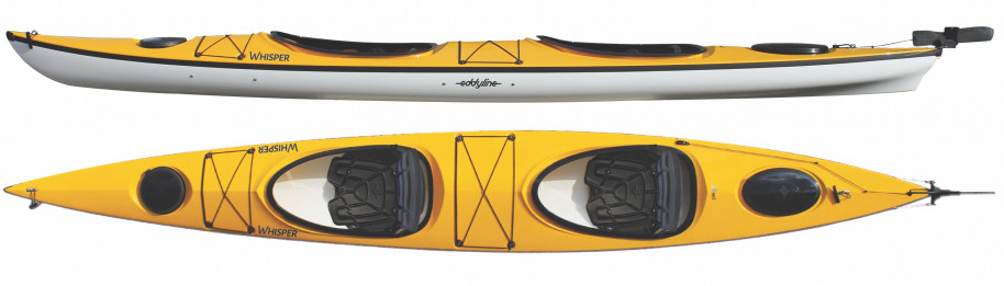 Kayaks: Whisper by Eddyline Kayaks - Image 3295