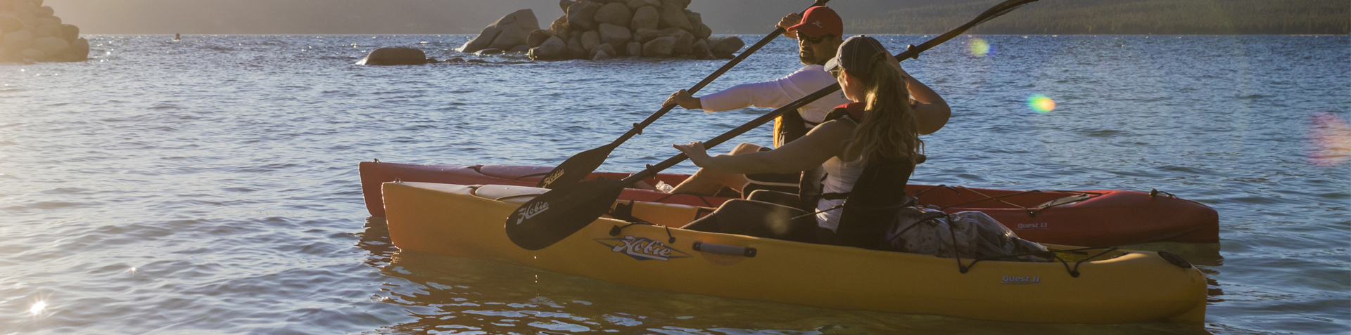 Kayaks: Quest 13 by Hobie - Image 2793
