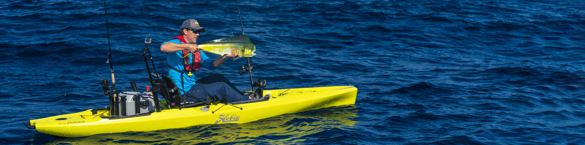 Kayaks: Mirage Outback by Hobie - Image 2692