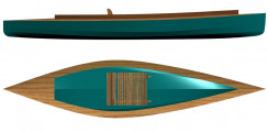 Kayaks: Killarney 10 by Otto Vallinga Yacht Design - Image 2674