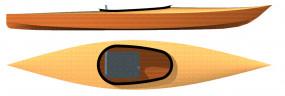 Kayaks: Little Lake by Otto Vallinga Yacht Design - Image 2685