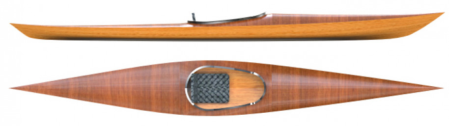 Kayaks: Pukaskwa 15 by Otto Vallinga Yacht Design - Image 4435