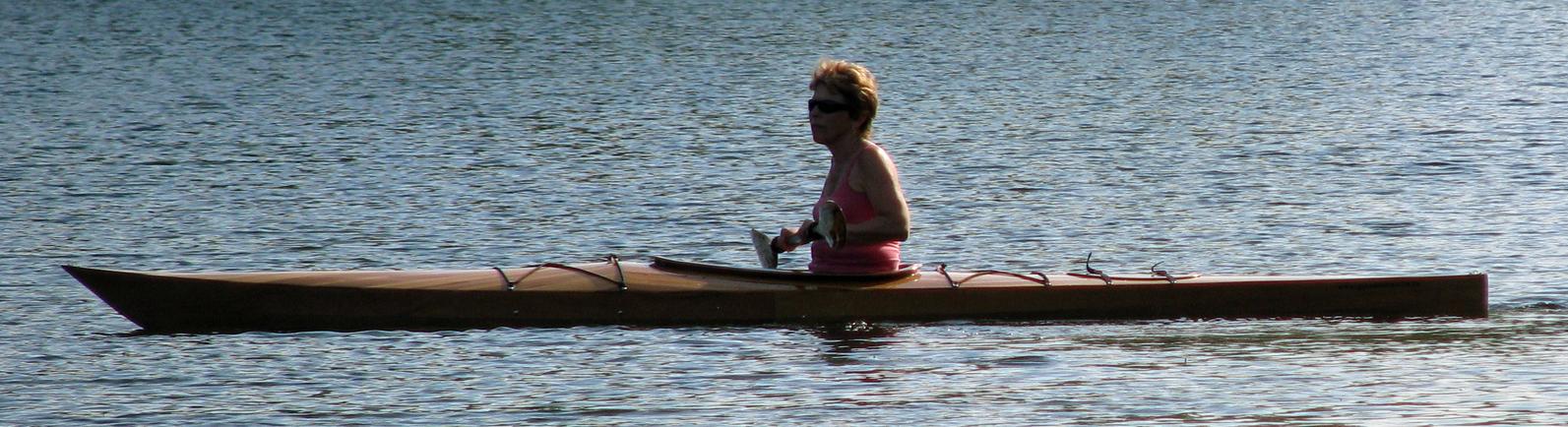 Kayaks: Sport 15 by Otto Vallinga Yacht Design - Image 3396