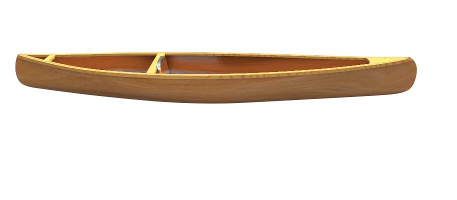 Canoes: Vuntut 10 by Otto Vallinga Yacht Design - Image 2103