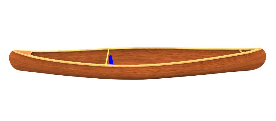 Canoes: Vuntut 14 by Otto Vallinga Yacht Design - Image 2687