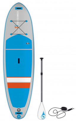 Paddleboards: 10'6 Performer - Inflatable Complete Package by BIC SUP - Image 2584