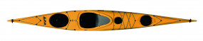 Kayaks: Delphin 150/155 Corelite X by P&H - Image 4389