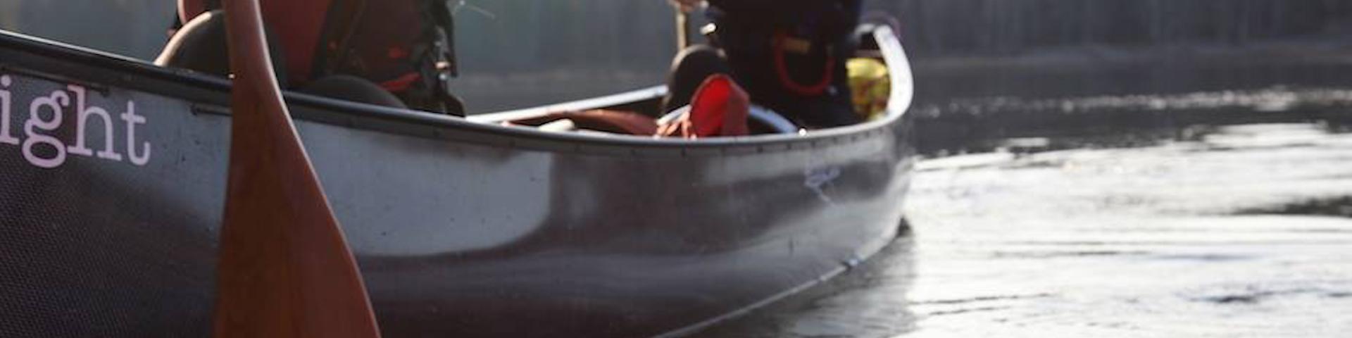 Canoe Paddles: Creek Stick by Echo Paddles - Image 3048