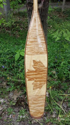 Canoe Paddles: Decorative by Echo Paddles - Image 3122