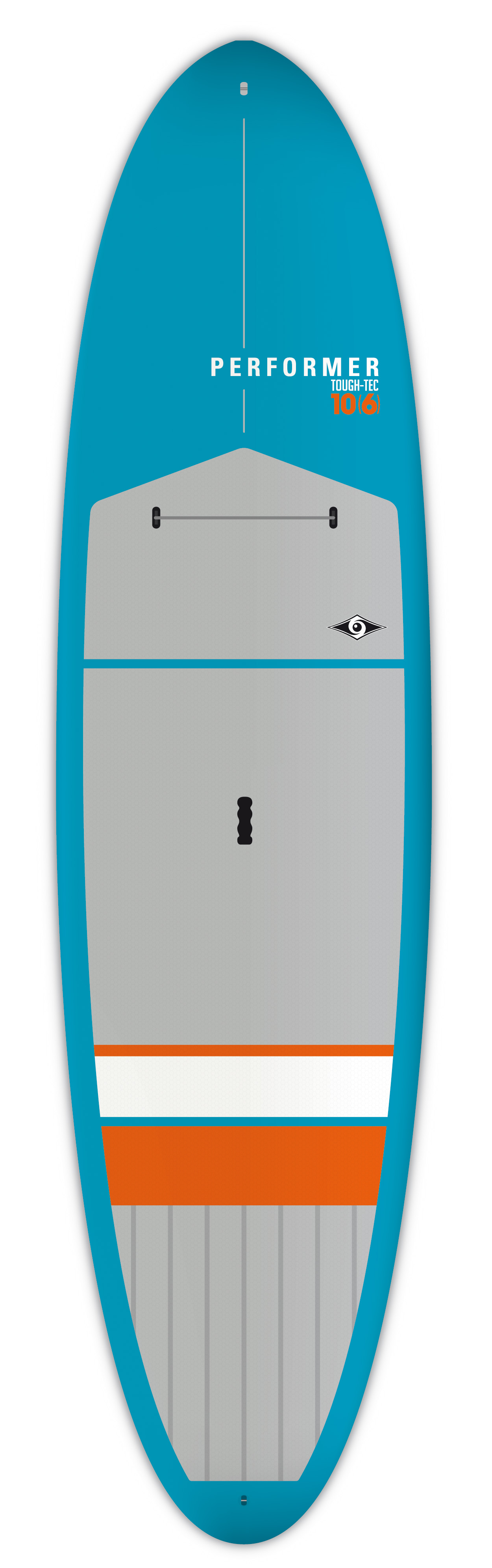 "Paddleboards: TOUGH-TEC 10'6"" Performer by BIC SUP - Image 2578"