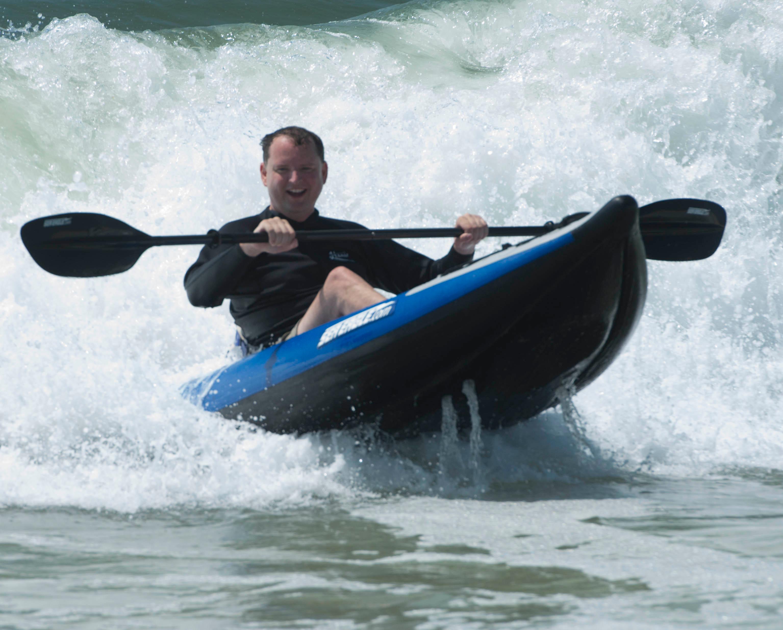 Kayaks: Explorer 300x by Sea Eagle - Image 4477