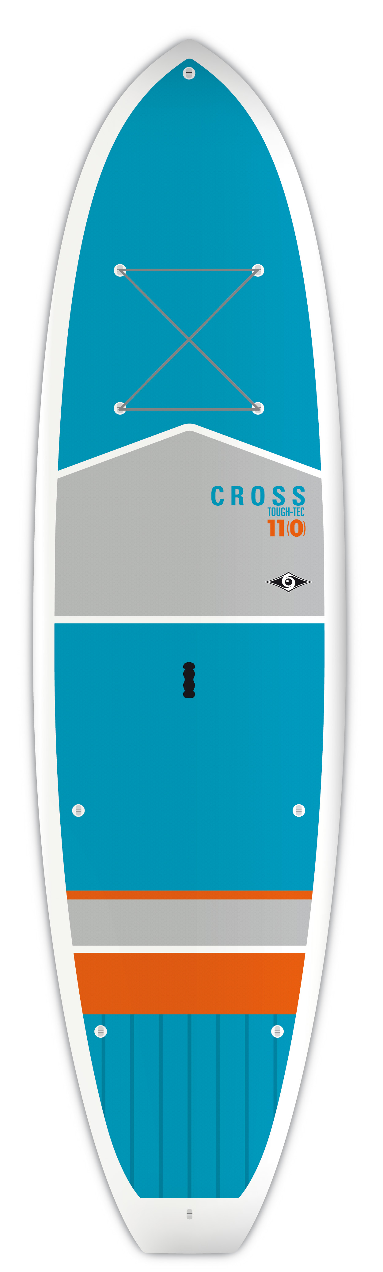 Paddleboards: TOUGH-TEC 11'0'' Cross by BIC SUP - Image 2557