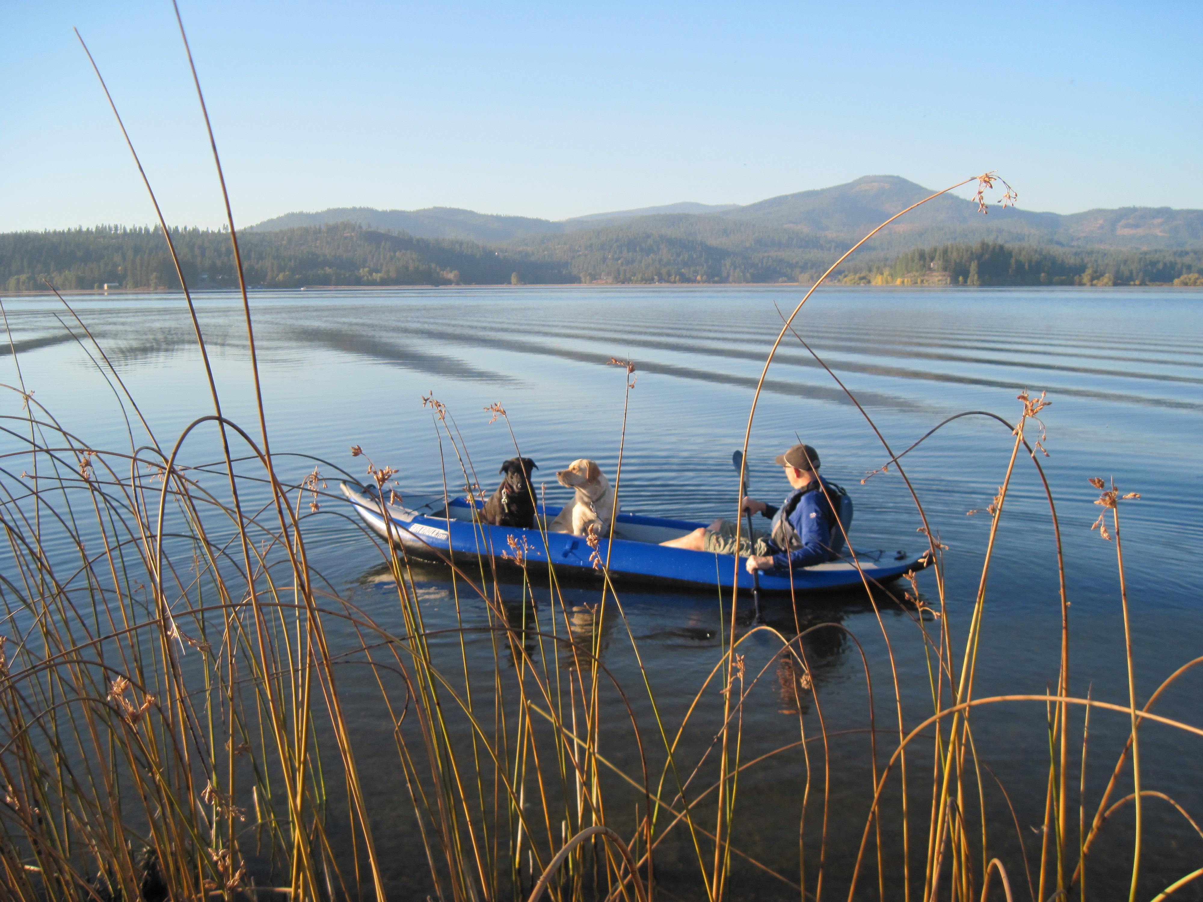 Kayaks: Explorer 380x by Sea Eagle - Image 4489