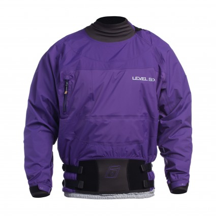 Technical Outerwear: Borealis Semi-Dry Top by Level Six - Image 3058