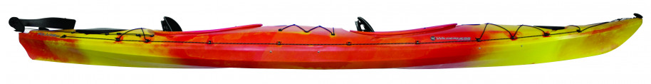 Kayaks: Polaris 180T w/rudder by Wilderness Systems - Image 2961