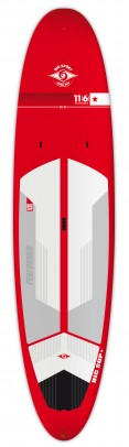 """Paddleboards: ACE-TEC 11'6"""" Performer Red by BIC SUP - Image 4500"""