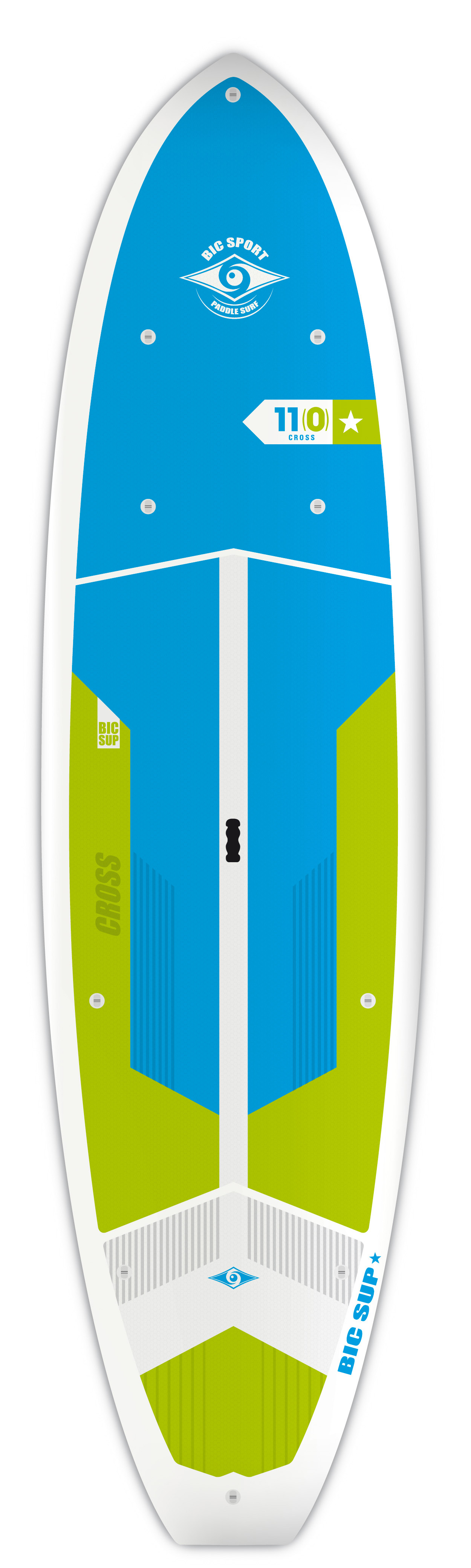 Paddleboards: ACE-TEC 11'0'' Cross Adventure by BIC SUP - Image 4506