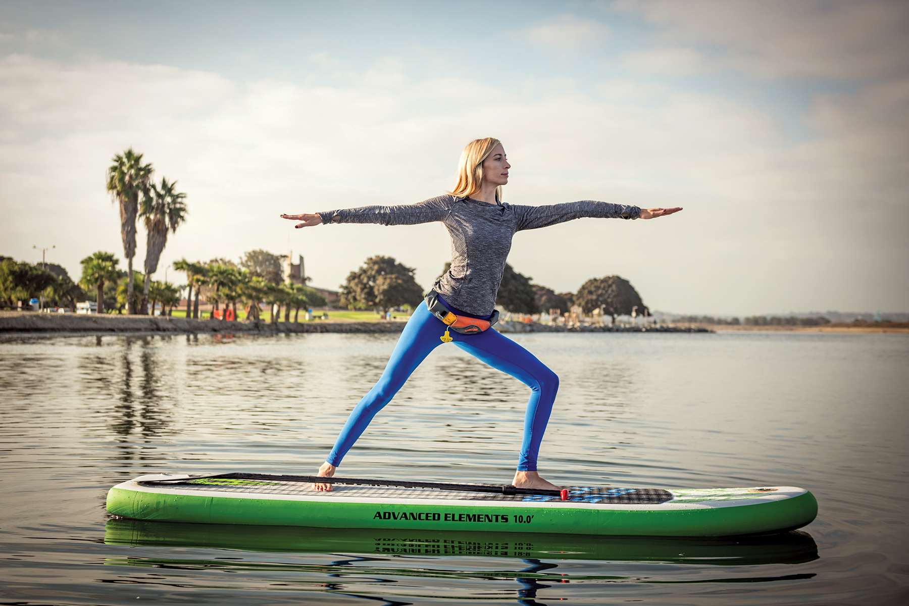 Paddleboards: Lotus YSUP by Advanced Elements - Image 4516