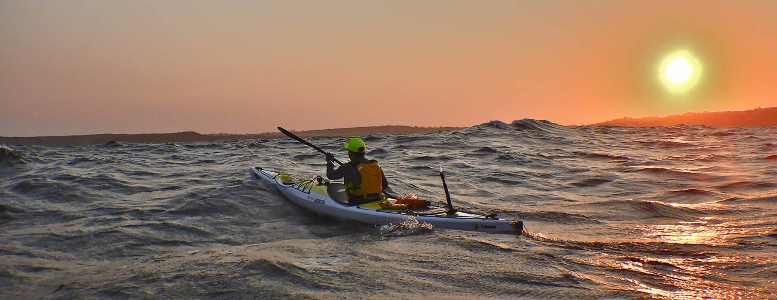 Kayaks: Pace Tour by TIDERACE Sea Kayaks - Image 4531