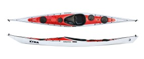 Kayaks: Xtra by TIDERACE Sea Kayaks - Image 4026
