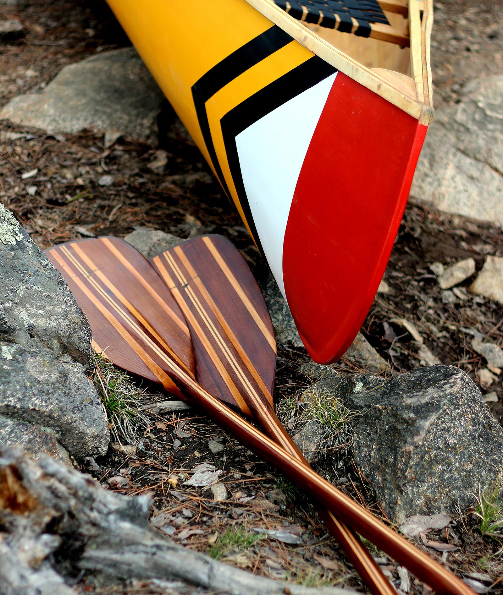 Canoe Paddles: Gunflint by Sanborn Canoe Co. - Image 3477