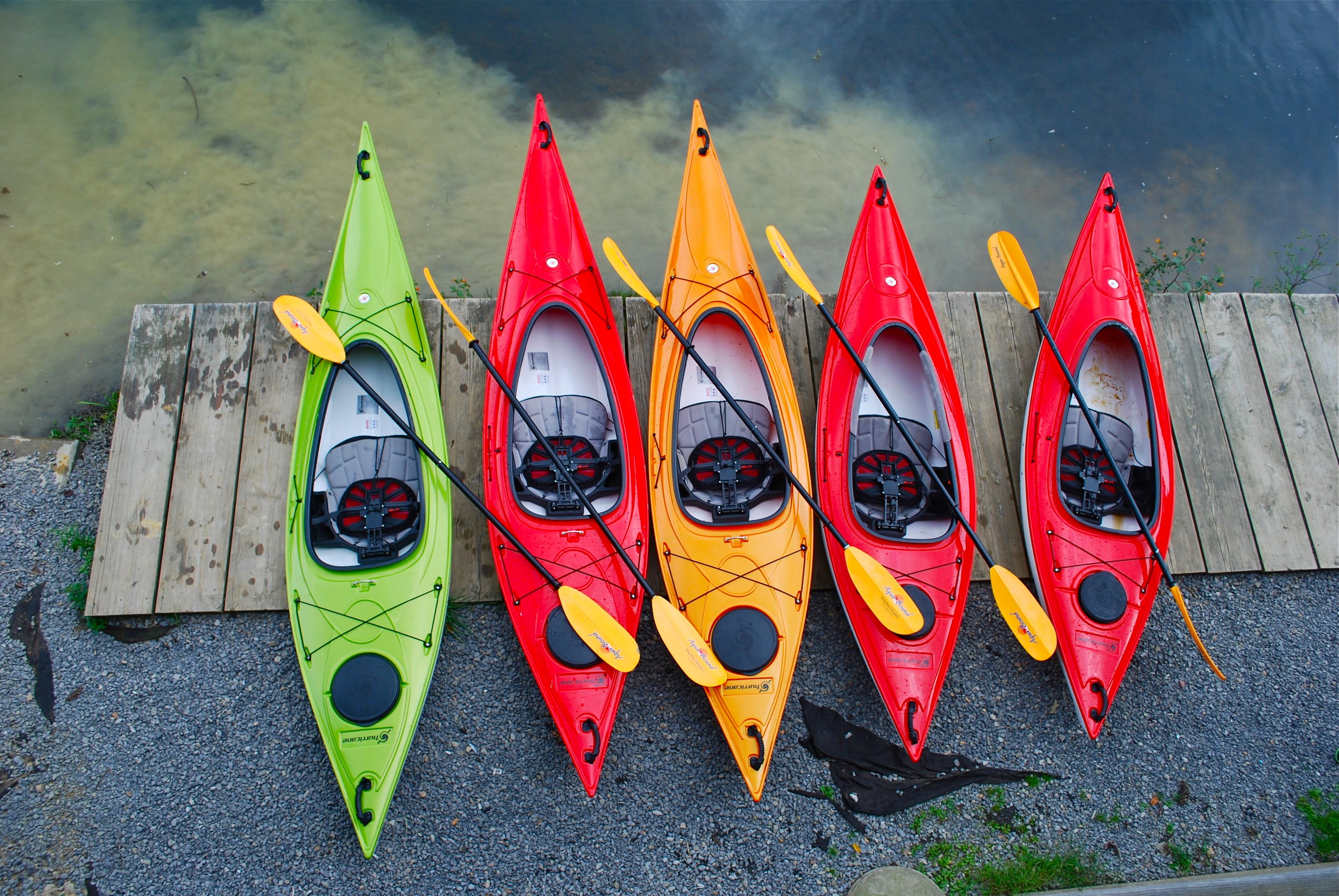 Kayaks: Santee 116 Sport by Hurricane Kayaks - Image 4555